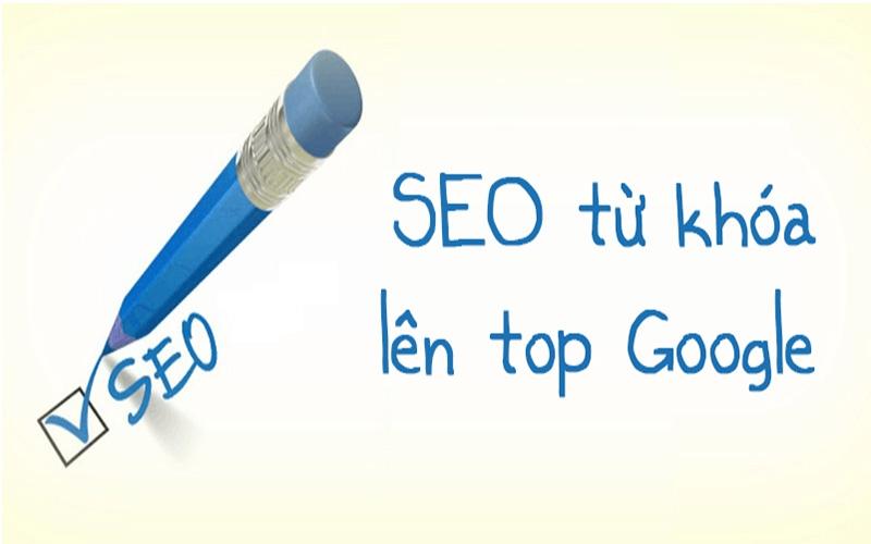 Cách seo từ khóa lên top google nhanh nhất
