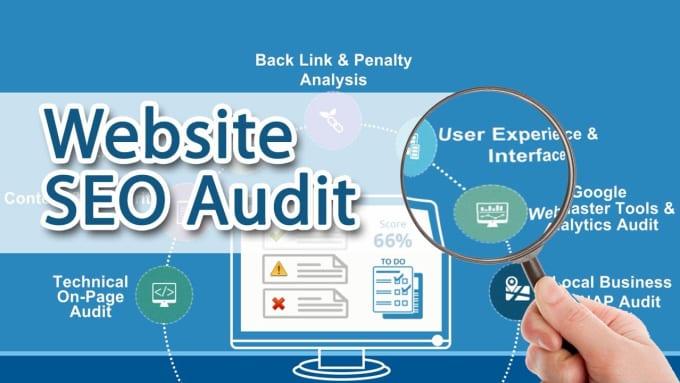 Dịch vụ tối ưu website, dịch vụ seo audit